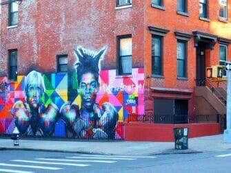 Williamsburg no Brooklyn - Street Art