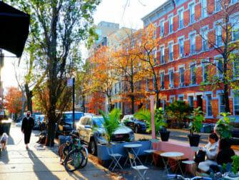 Williamsburg no Brooklyn - Vida urbana