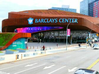 Brooklyn em Nova York - Barclays Center