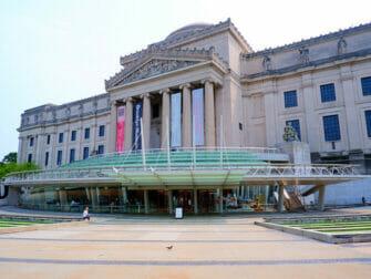 Brooklyn em Nova York - Museu