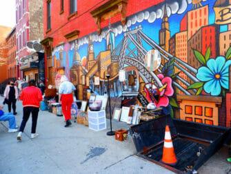 Brooklyn em Nova York - Rua