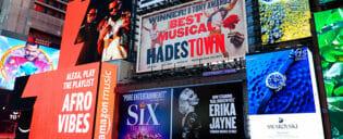 Tradução dos musicais na Broadway