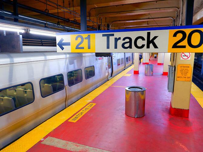 Penn Station em Nova York
