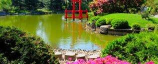 Jardins Botânicos em Nova York
