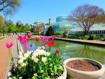 Jardins Botânicos em Nova York - Brooklyn Botanic Garden