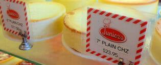 Melhor cheesecake em Nova York