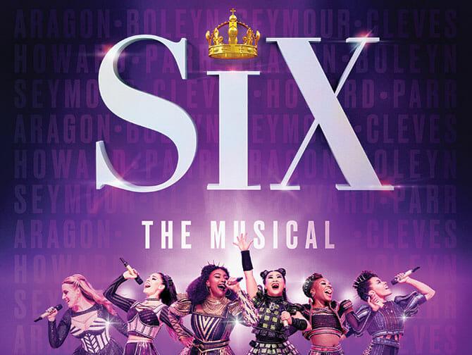 Ingressos para SIX na Broadway