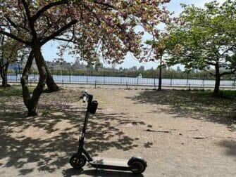 Aluguel de patinete elétrico em Nova York - E-scooters
