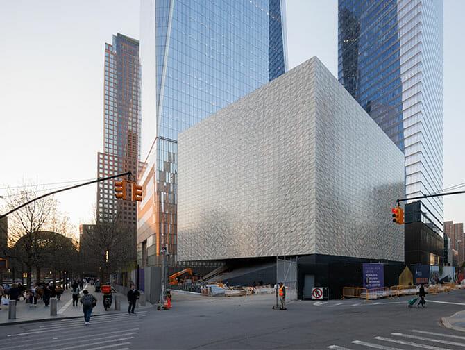 Performing Arts Center em Nova York